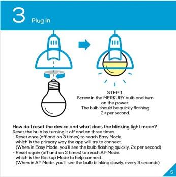 How to set up Geeni smart light/bulb? – My Geeni