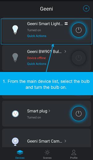 Smart Light Troubleshooting – My Geeni