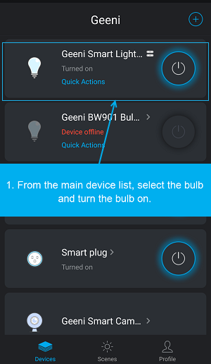 Smart Light Troubleshooting – My Geeni